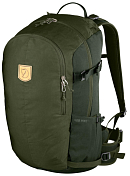 Рюкзак FjallRaven 2020-21 Keb Hike 30 Olive-Deep Forest