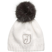 Шапка TONI SAILER 2018-19 BEANIE FUR bright white