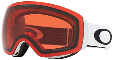 Очки горнолыжные Oakley 2020-21 Flight Deck XM Matte White/Prizm Rose