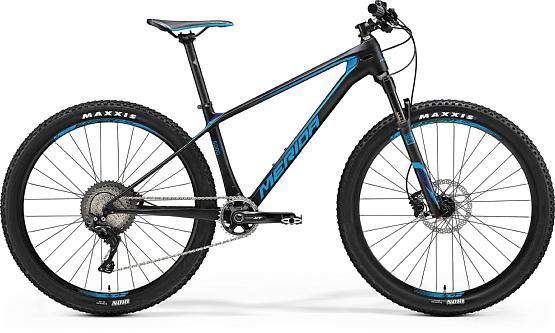 Купить Велосипед MERIDA Big.Seven 5000 2017 Matt UD - Blue, Колеса 27,5 , 1331179