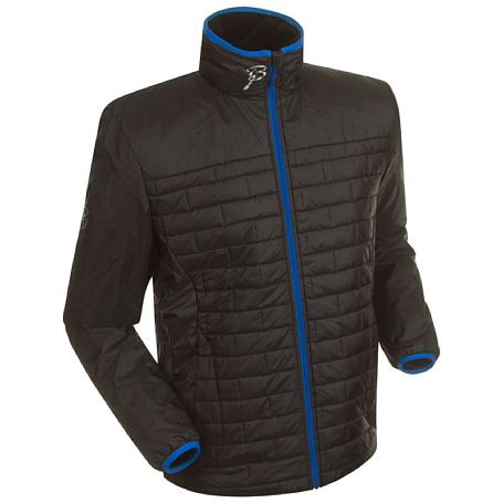 Купить Куртка беговая Bjorn Daehlie Jacket EASE Black (черный), Одежда лыжная, 858630