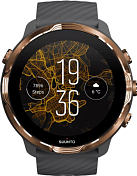Часы Suunto 2020 7 GRAPHITE COPPER