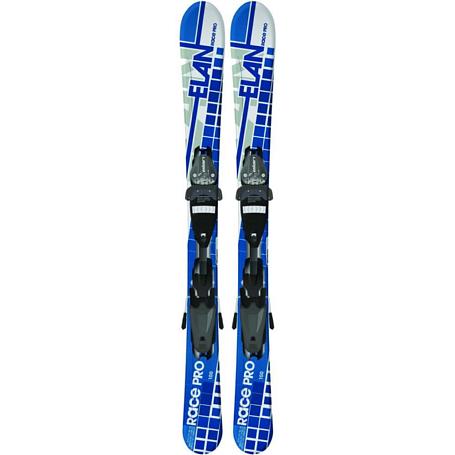 Купить Горные лыжи с креплениями Elan 2013-14 RACE PRO BLUE QT EL 4.5 885028