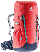 Рюкзак Deuter 2021 Climber 22 Chili/Navy