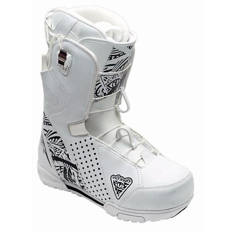 Купить Ботинки для сноуборда Black Fire 2014-15 B&W 2QL White 1125670
