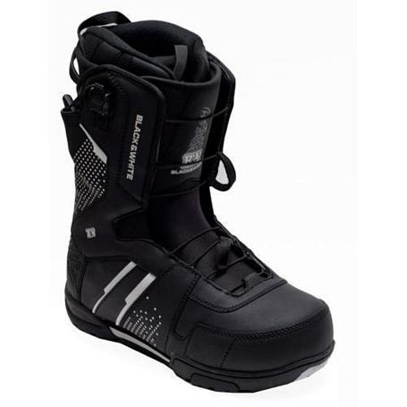 Купить Ботинки для сноуборда Black Fire 2012-13 B&W 2QL black 848591