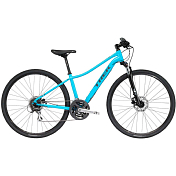 Велосипед Trek Neko 2 Womens 2018 California Sky Blue