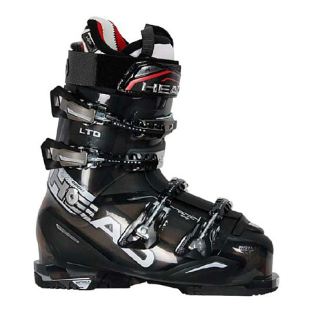 Горнолыжные ботинки HEAD 2013-14 ADAPT EDGE LTD HPF black-trs.anthracite
