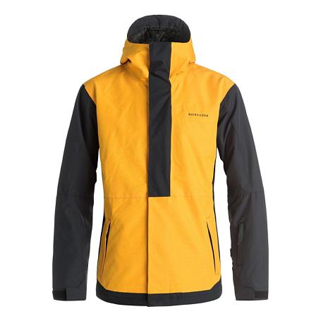 Купить Куртка сноубордическая Quiksilver 2016-17 Ambition Yth B SNJT NKL0 Детская одежда 1279578