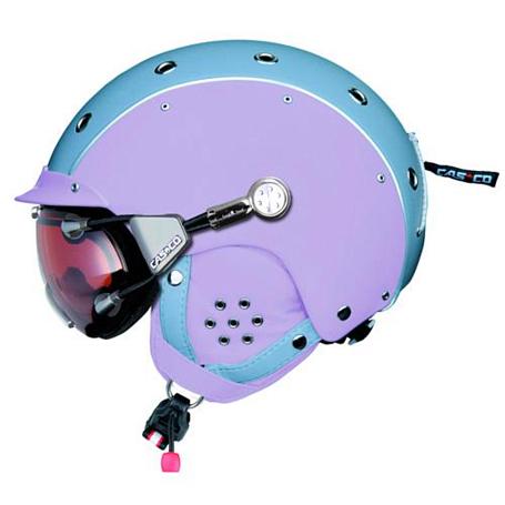 Купить Зимний Шлем Casco SP-3 Reflex violet silver Шлемы для горных лыж/сноубордов 1047166