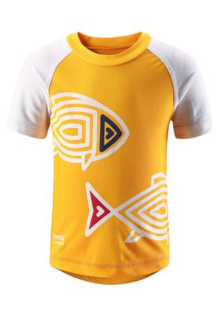 Купить Майка для активного отдыха Reima 2017 Azores YELLOW Детская одежда 1325364