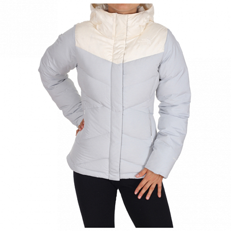 Куртка туристическая THE NORTH FACE 2014-15 Outdoor W KAILASH HOODIE GARDENIA WHITE