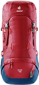 Рюкзак Deuter 2020-21 Fox 40 Cranberry/Steel