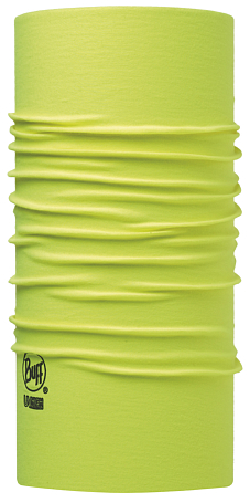 Купить Бандана BUFF High UV Protection HIGH SOLID YELLOW FLUOR Банданы и шарфы Buff ® 1185531