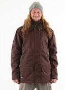 Куртка сноубордическая I FOUND 2015-16 KAZAK 2 FUDGE