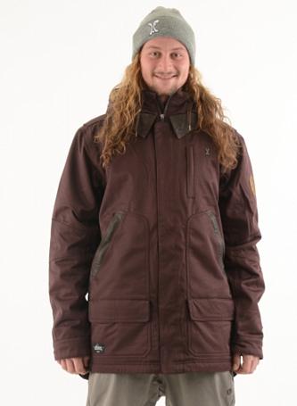 Купить Куртка сноубордическая I FOUND 2015-16 KAZAK 2 FUDGE Одежда 1224371