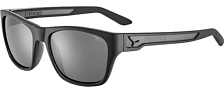 Очки солнцезащитные CEBE 2020 Hacker Matt Black Crystal Grey/1500 Grey PC Polarized