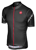 Велоджерси Castelli 2018 ENTRATA 3 JERSEY FZ light black