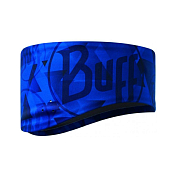 Повязка Buff WINDPROOF HEADBAND TIP LOGO BLUE L/XL