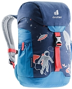 Рюкзак Deuter 2021 Schmusebar 8 Midnight/Coolblue
