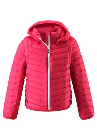 Купить Куртка для активного отдыха Reima 2017 Float RASPBERRY RED Детская одежда 1325586