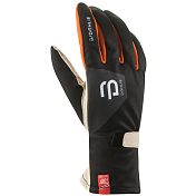 Перчатки беговые Bjorn Daehlie 2017-18 Glove Raw Fast Black