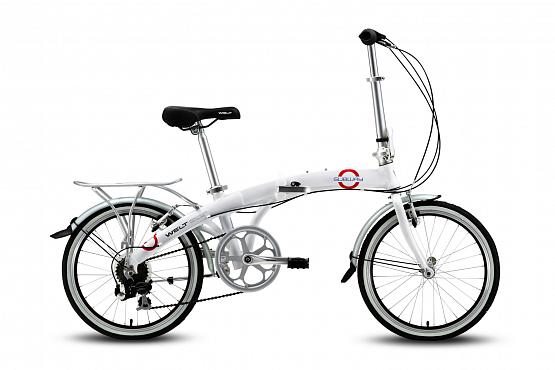 Купить Велосипед Welt Subway 2017 white Складные велосипеды 1293133