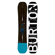 Сноуборд BURTON 2017-18 CUSTOM FLYING V