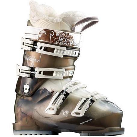 Купить Горнолыжные ботинки ROSSIGNOL 2010-11 VITA SENSOR 70 chocolate transparent RB02220 Ботинки горнoлыжные 683025