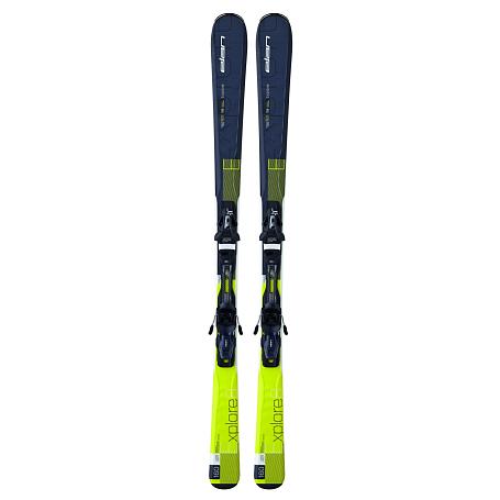 Купить Горные лыжи с креплениями Elan 2015-16 EXPLORE 8 QT EL 10.0 /, лыжи, 1157006