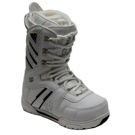 Купить Ботинки для сноуборда Black Fire 2012-13 B&W white 848554