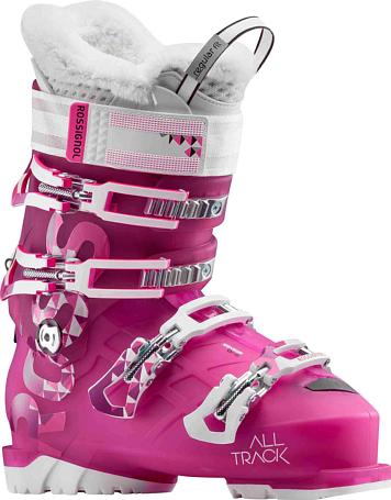 Купить Горнолыжные ботинки ROSSIGNOL 2017-18 ALLTRACK 70 W PINK Ботинки горнoлыжные 1363790