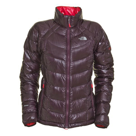 Куртка туристическая THE NORTH FACE 2012-13 Summit W SUPER DIEZ JACKET (BAROQUE PURPLE) фиолетовый
