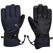 Перчатки горные Quiksilver 2018-19 Mission Glove M BLACK