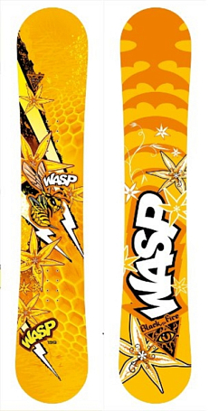 Купить Сноуборд Black Fire 2012-13 Wasp доски 848871