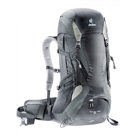 Рюкзак Deuter 2017-18 Futura Pro 36 black-granite