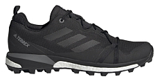 Кроссовки Adidas Terrex Skychaser LT Carbon/Core Black/Grey Four