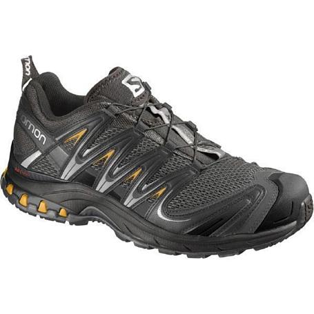 Купить Беговые кроссовки для XC SALOMON 2014 XA PRO 3D AUTOBAHN/BLACK/YEGO Кроссовки бега 1133489