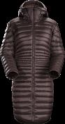 Куртка туристическая Arcteryx 2015-16 Nuri Coat Womens QUARTZ QUARTZ / Коричневый