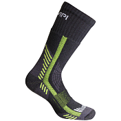 Носки Accapi 2020-21 Trekking  Thermic - Short Black/Green