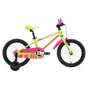 Велосипед Silverback Senza 16 2015 Желтый/розовый / Желтый/розовый