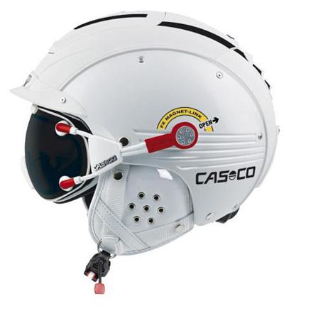 Купить Зимний Шлем Casco SP-5 Stratos shiny Шлемы для горных лыж/сноубордов 881723