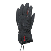 Перчатки горныеПерчатки, варежки<br>Внешний материал: Polyester<br>Ладонь: синтетическая кожа Pu<br>Утеплитель: Soft kwm<br>Подкладка: Dry hp