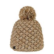ШапкаГоловные уборы<br>Теплая шапка крупной вязки с подкладкой из микрофибрыСостав: 100% акрил