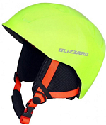Зимний Шлем BLIZZARD Signal ski helmet junior, signal yellow