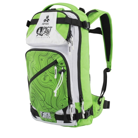 Купить Рюкзак Picture Organic Calgary 4.0 Green Рюкзаки для фрирайда 1354887