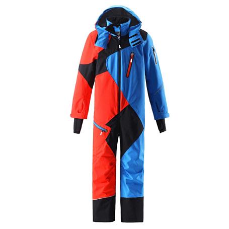 Купить Комбинезон горнолыжный Reima 2016-17 TWEET ГОЛУБОЙ Детская одежда 1273926