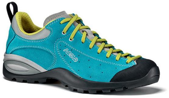 Купить Ботинки городские (низкие) Asolo Escape Shiver ML Blue Peacock Треккинговая обувь 1173507