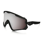 Очки горнолыжные Oakley WIND JACKET 2.0 MATTE BLACK/PRIZM BLACK IRIDIUM