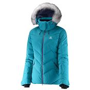 Куртка Горнолыжная Salomon 2016-17 Icetown Jkt W Kouak Blue